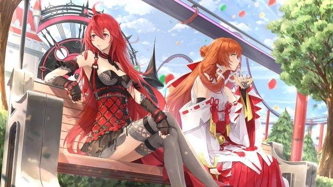 《龙族幻想》即将上线日本,晋级新市场,预约量创出海MMO手游新高[视频][多图]图片10